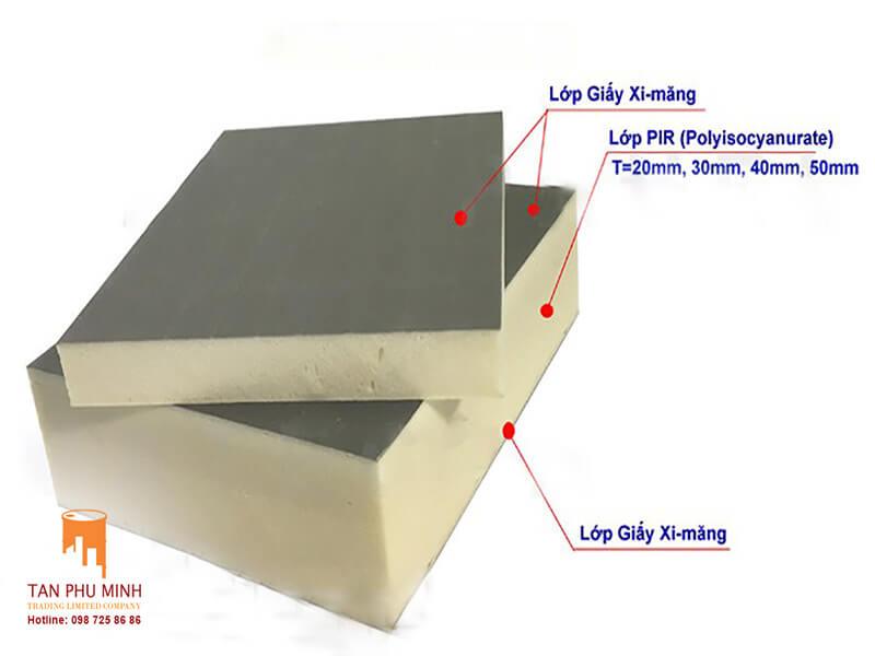 vật liệu chống nóng cho trần nhà