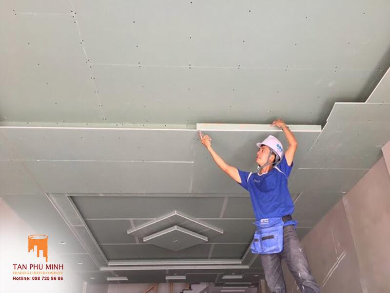 Tấm cách nhiệt chống nóng trần nhà