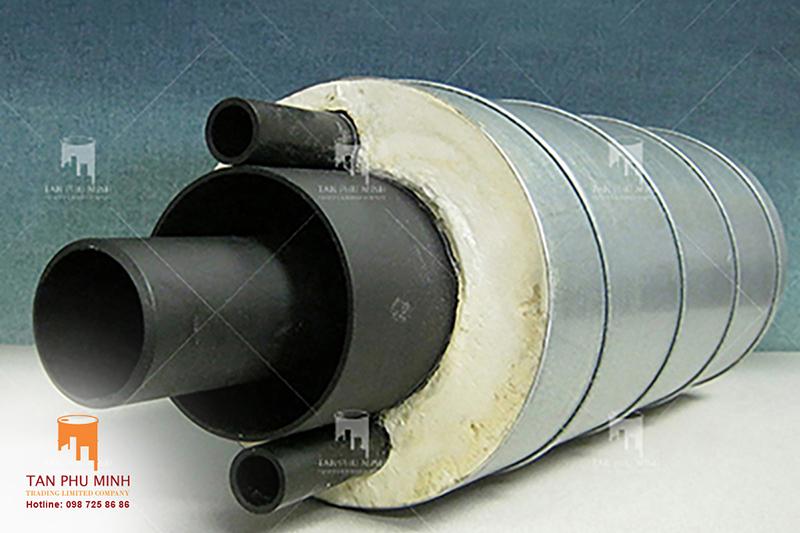 foam cách nhiệt đường ống